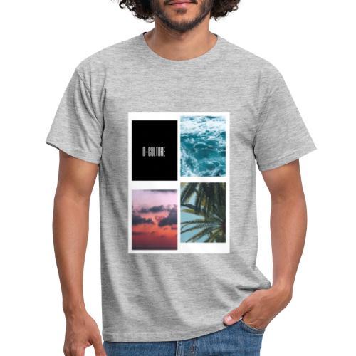 OCEAN VIBES - Camiseta hombre