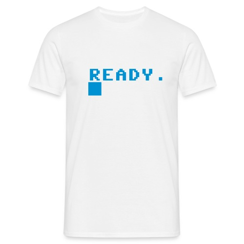ready cursor - Men's T-Shirt