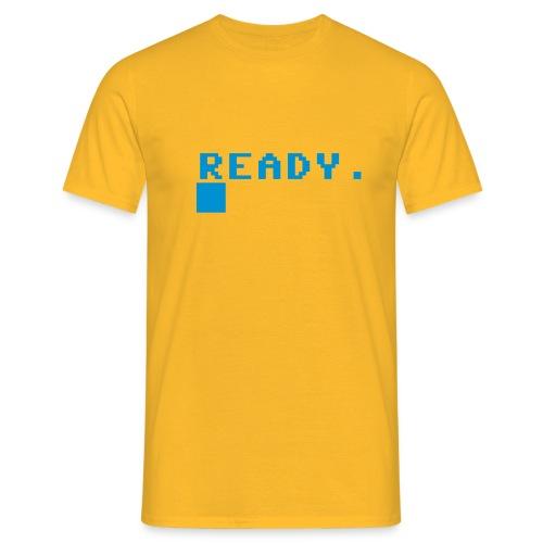 ready cursor - Men's T-Shirt
