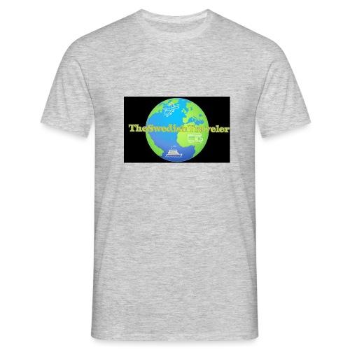 The Swedish Traveler - T-shirt herr