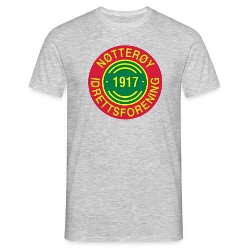 Nøtterøy if - T-skjorte for menn