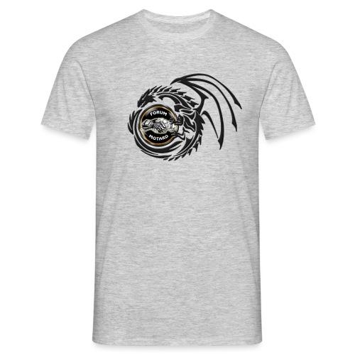 Forum Motard Black Dragon - T-shirt Homme