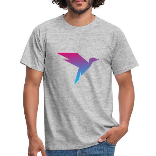 Der Humanisten Vogel - Männer T-Shirt