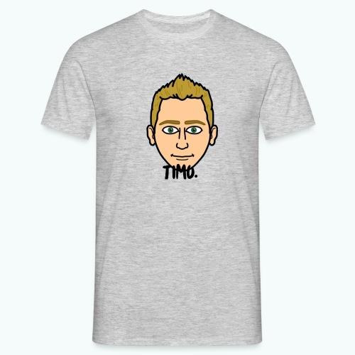 Logo TIMO. - Mannen T-shirt