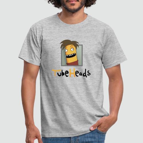 TubeHeads Sticker - Männer T-Shirt