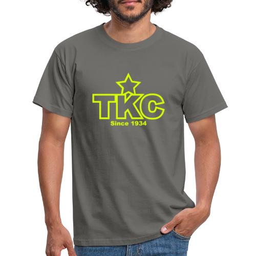 TKC coeur blanc - T-shirt Homme