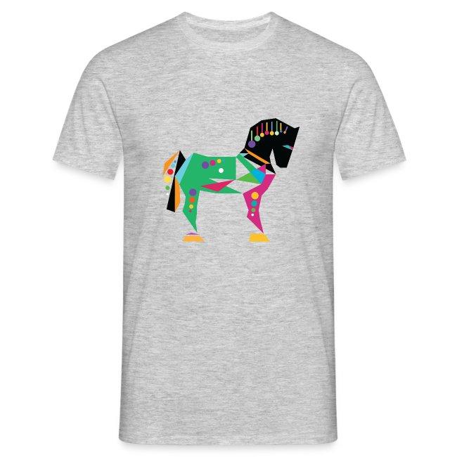 Cavallo di Troia Decorato