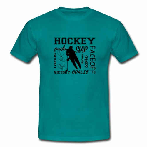 Puck slap victory - T-shirt Homme