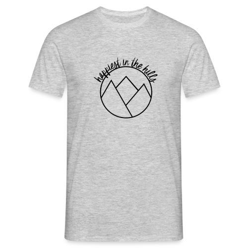 HITH LOGO - Men's T-Shirt
