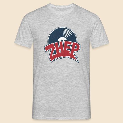 ZHEP Multicolor - Männer T-Shirt