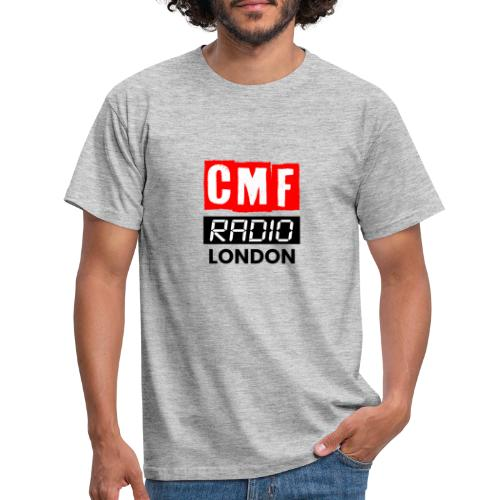 CMF RADIO LOGO LONDON BASEBALL HAT - Men's T-Shirt