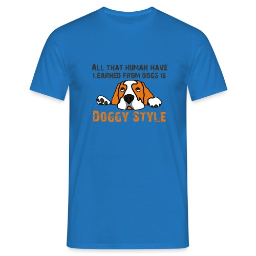Doggy Style - T-shirt Homme