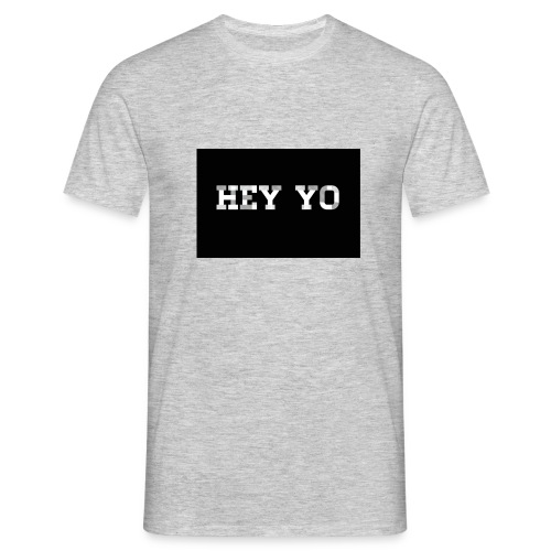 Hey yo - T-shirt Homme