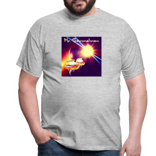 Mr Semmelman Space - T-shirt herr
