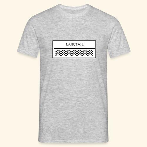Lajfstajl is the new style - T-shirt herr