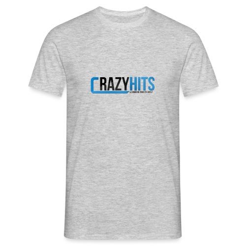 CrazyHIT - T-shirt Homme