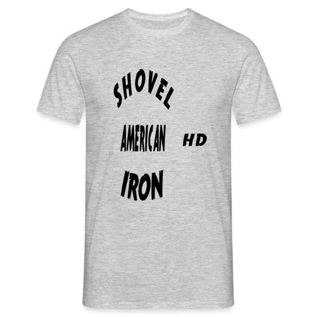 shovel american iron hd