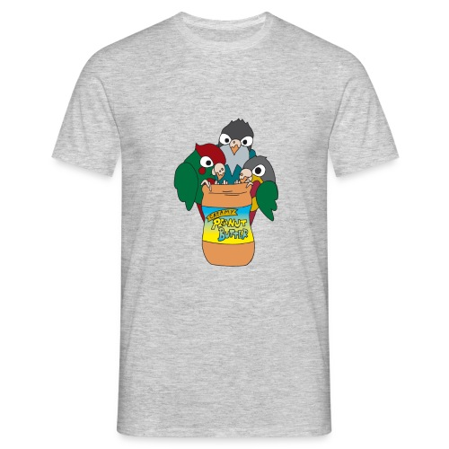PB and Birb - Men's T-Shirt
