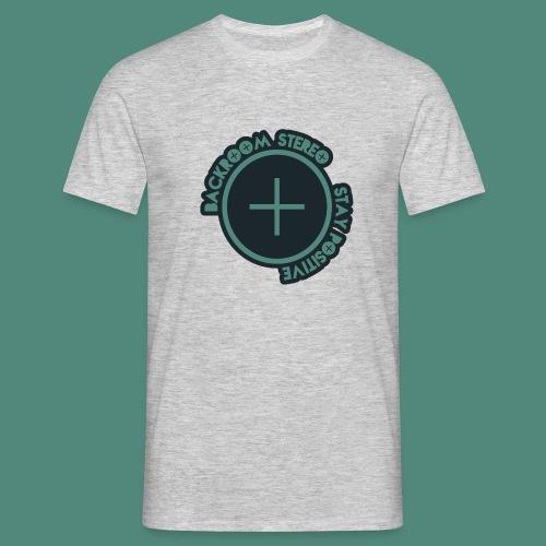 Sticker Logo - Men's T-Shirt