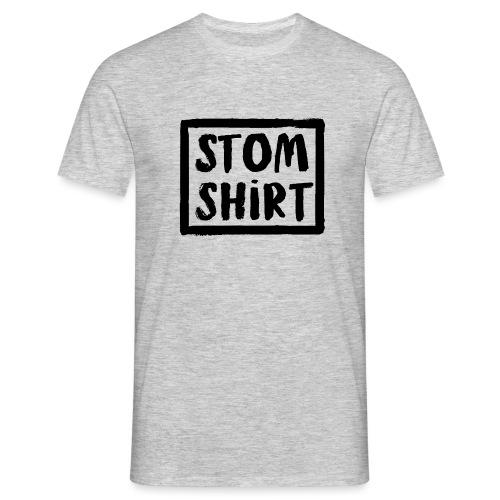 Stom shirt - Mannen T-shirt