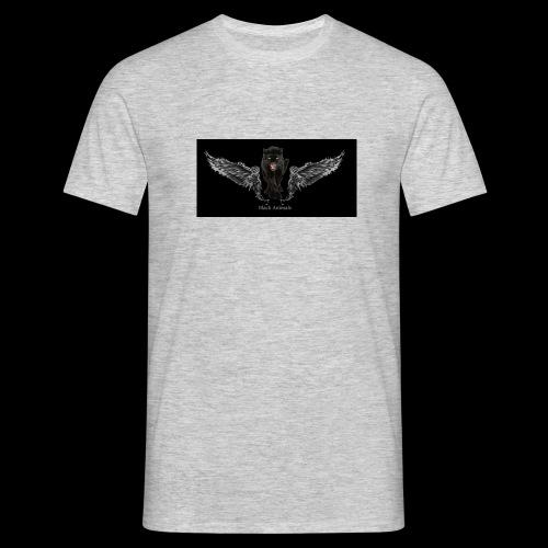 panthère ange - T-shirt Homme
