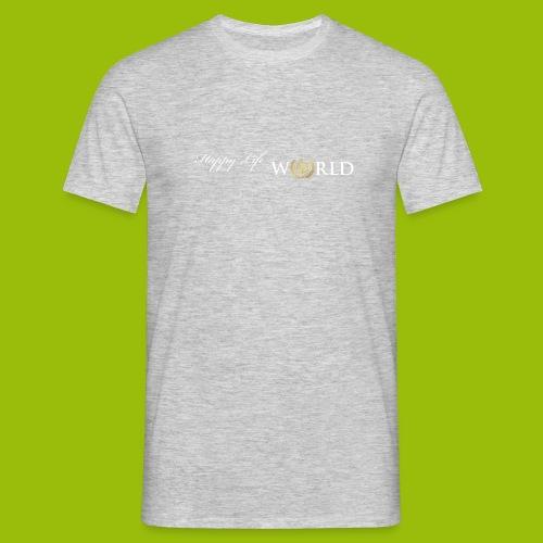 logo_width_full - Männer T-Shirt