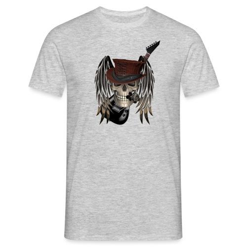 Metal Patch - Männer T-Shirt