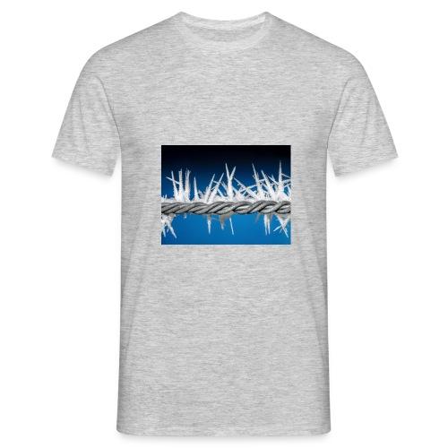 ice-1160261_960_720 - Männer T-Shirt