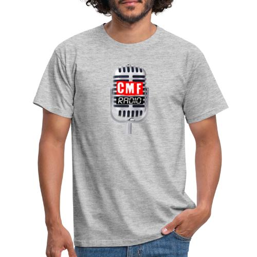 CMF RADIO MIC - Men's T-Shirt