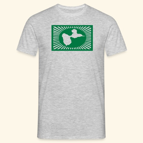 GUADELOUPEsunshine - T-shirt Homme