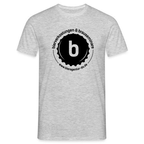 aufkleber-20x20 - Männer T-Shirt