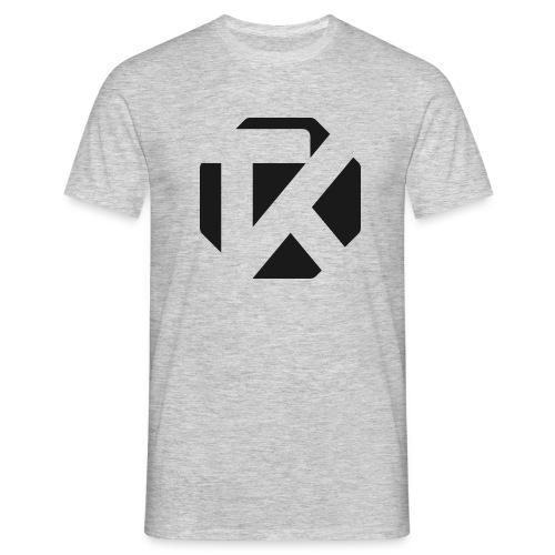 Logo TK Noir - T-shirt Homme