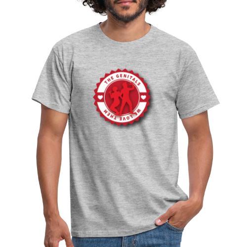 LOGO_big - Men's T-Shirt