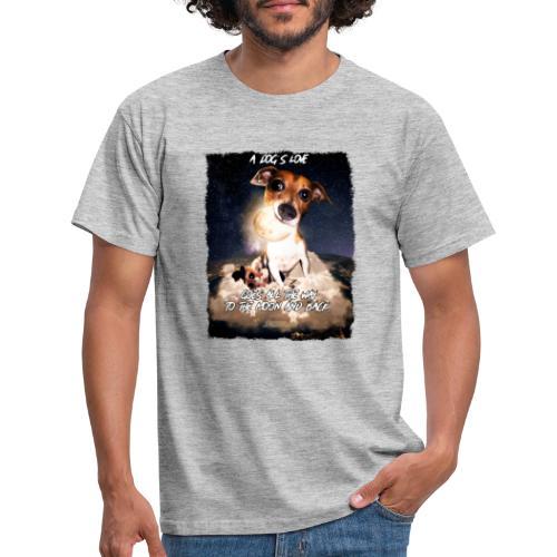 A dog's love - Mannen T-shirt