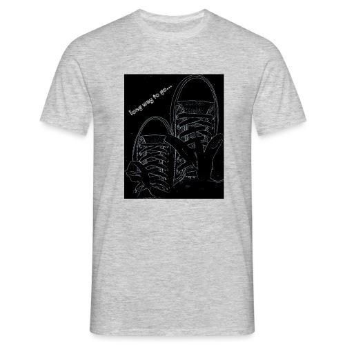 Long way to go - Men's T-Shirt