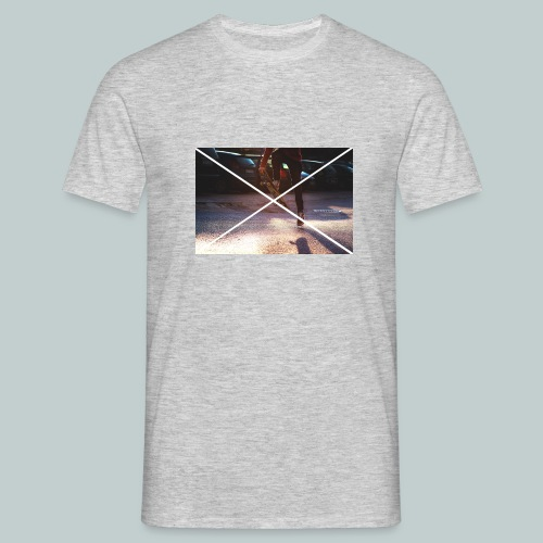 Skate-Hoodie&T-Shirt - Männer T-Shirt