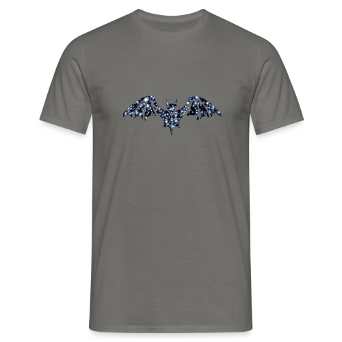 Galaxy BAT - Men's T-Shirt