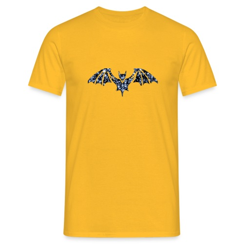 Galaxy BAT - Men's T-Shirt