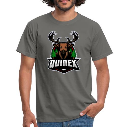 Team Quinex Logo - Männer T-Shirt