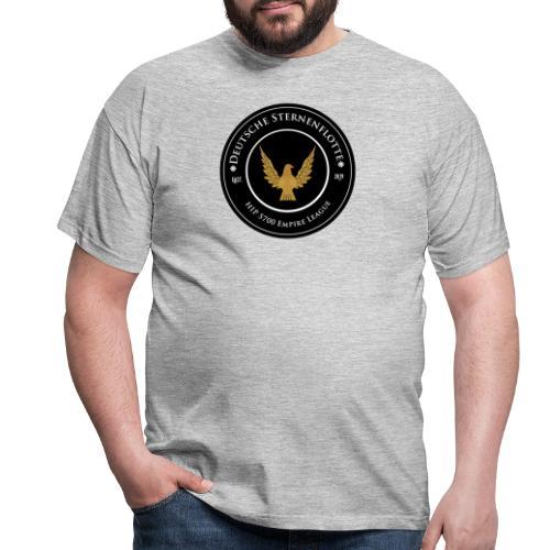 Elite: Dangerous, Staffellogo Sternenflotte - Männer T-Shirt