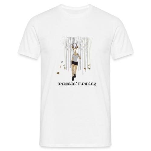 Antilope running - T-shirt Homme