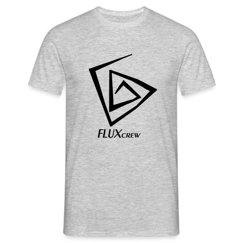 FLUXcrew schwarz - Männer T-Shirt