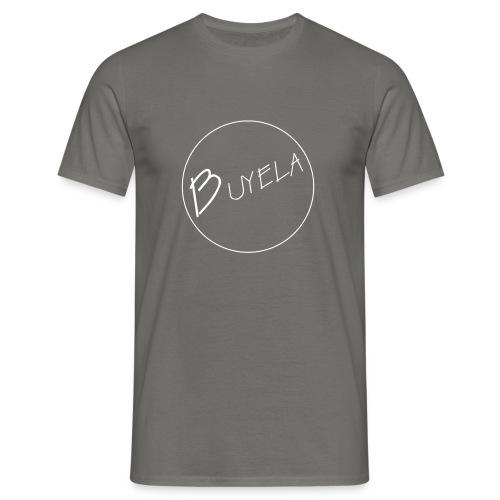 Buyela circle - Männer T-Shirt