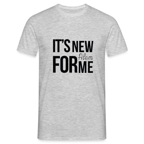 new noir png - T-shirt Homme