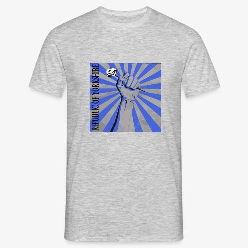 Republic of Yorkshire - Men's T-Shirt