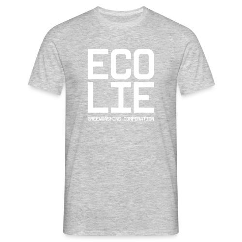 logo_ecolie - Männer T-Shirt