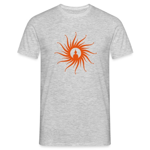 Buddha Sun - Männer T-Shirt