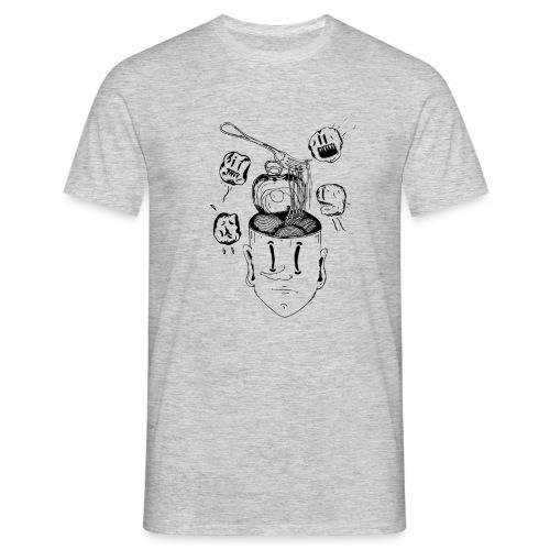 Spaghetti head - Men's T-Shirt