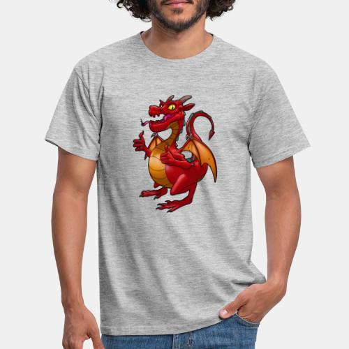 Drako_Drake - Camiseta hombre