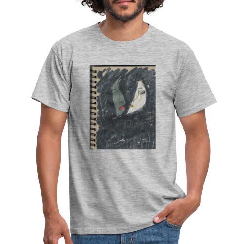 La noche - Camiseta hombre